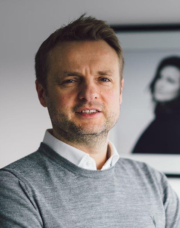 Dominic Smales, Chief Executive and Founder, Gleam Futures