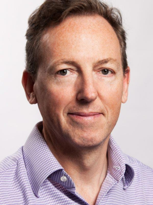 Liam McDonnell, Chief Executive, Dentsu Aegis Network, Ireland