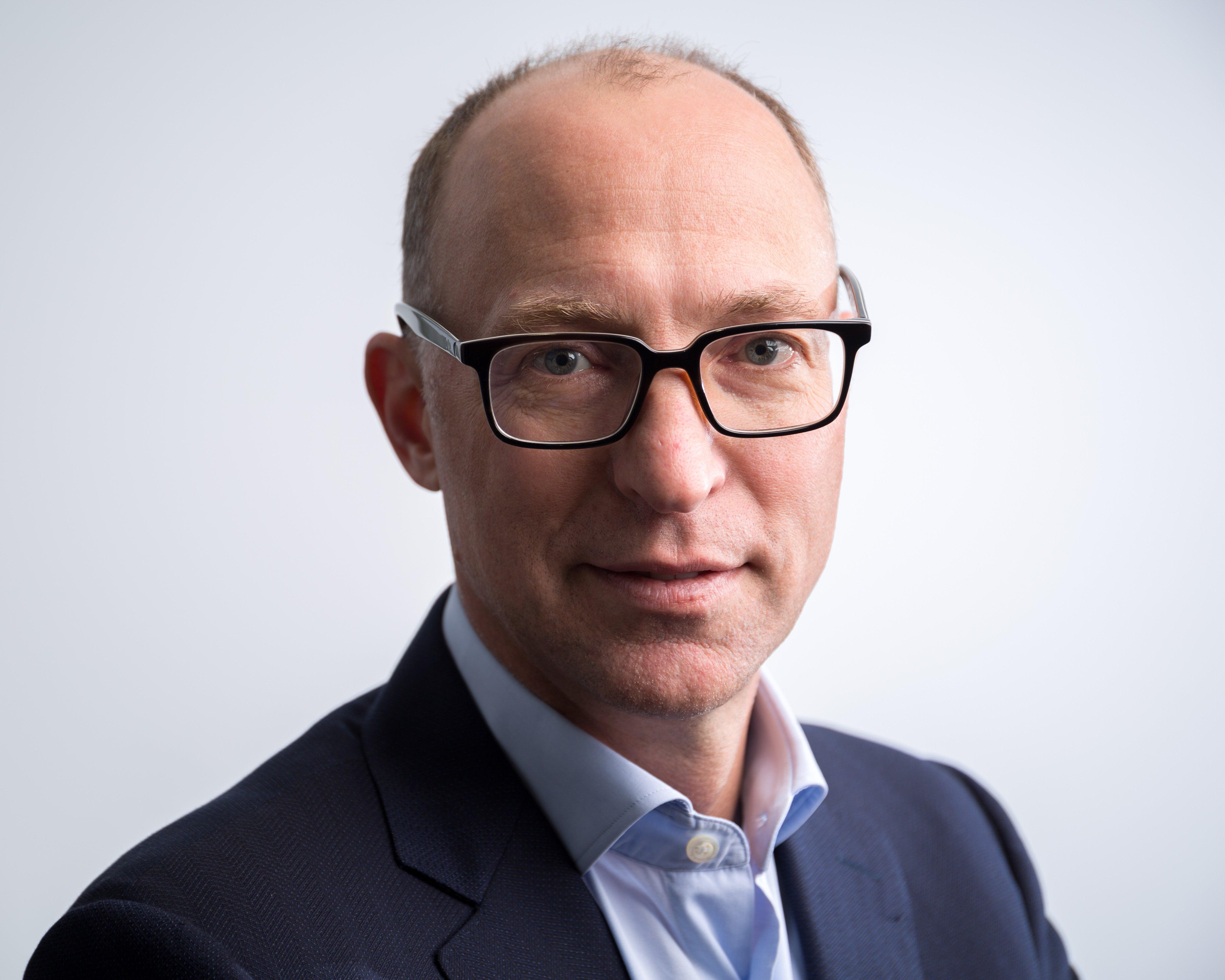 Nick Waters, Chairman, Dentsu Aegis Network, UK and Ireland