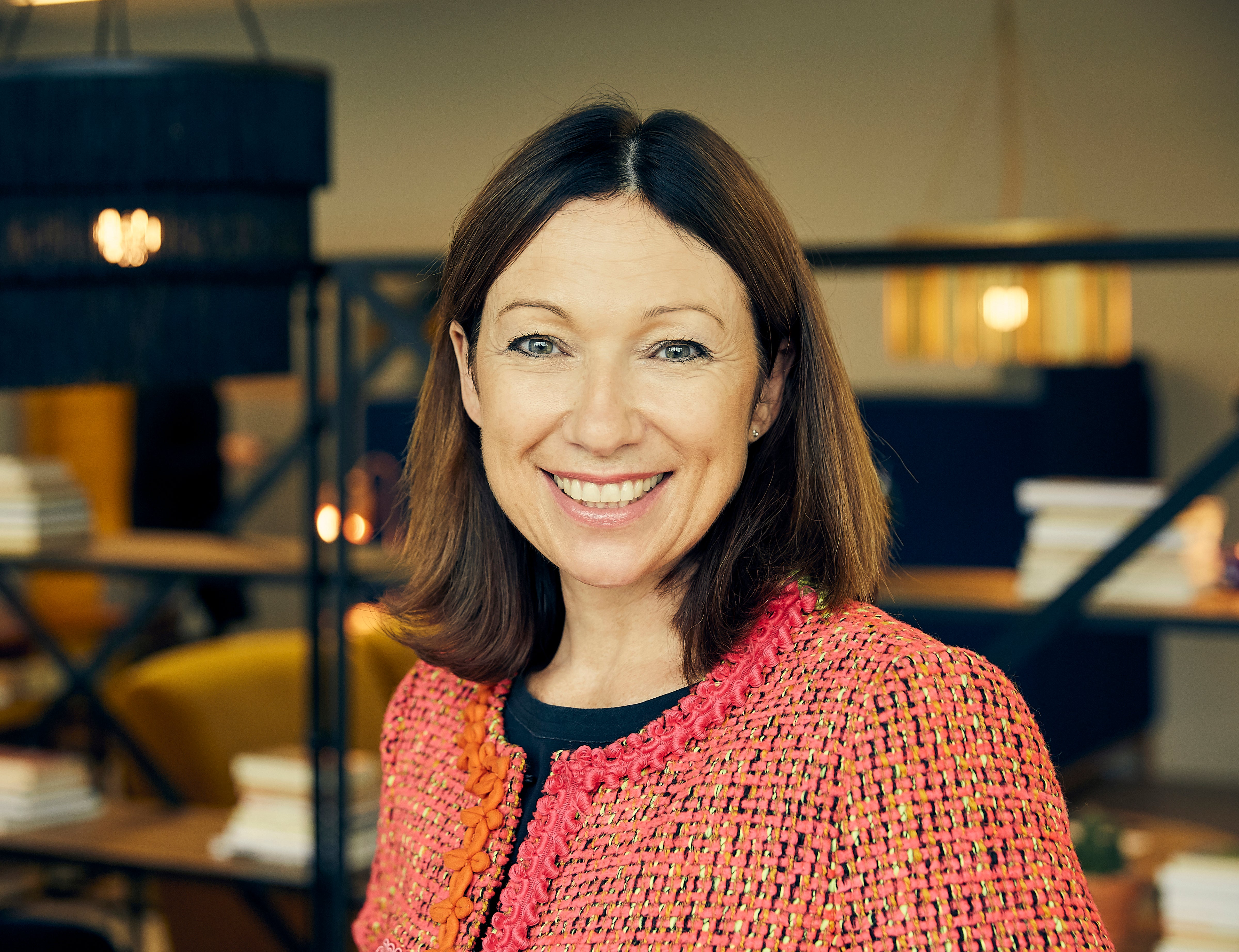 Kate Howe, Chief Growth Officer, Dentsu Aegis Network, UK and Ireland