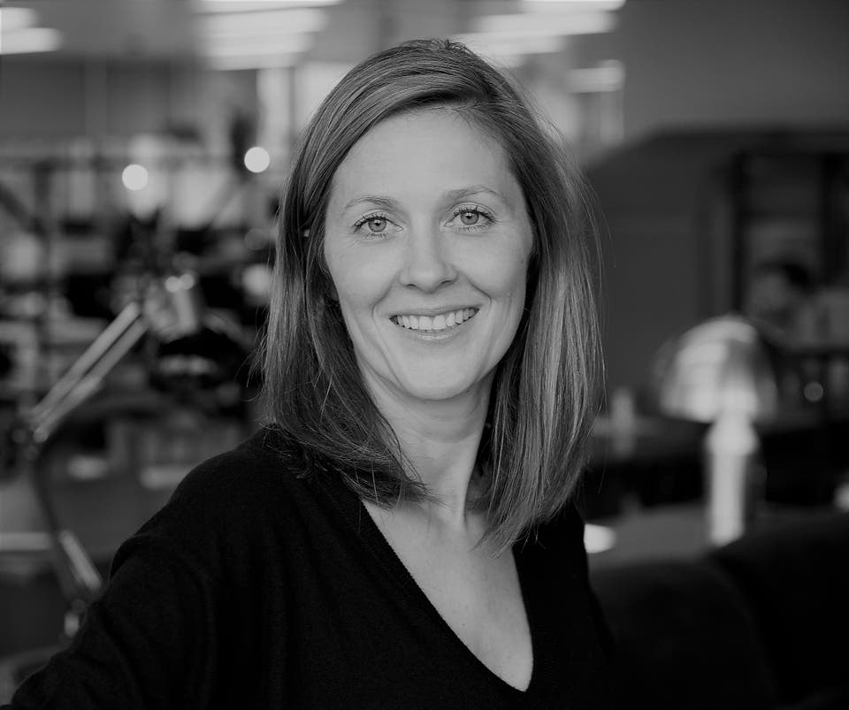 Anne Sewell, Chief People Officer, dentsu UK and Ireland