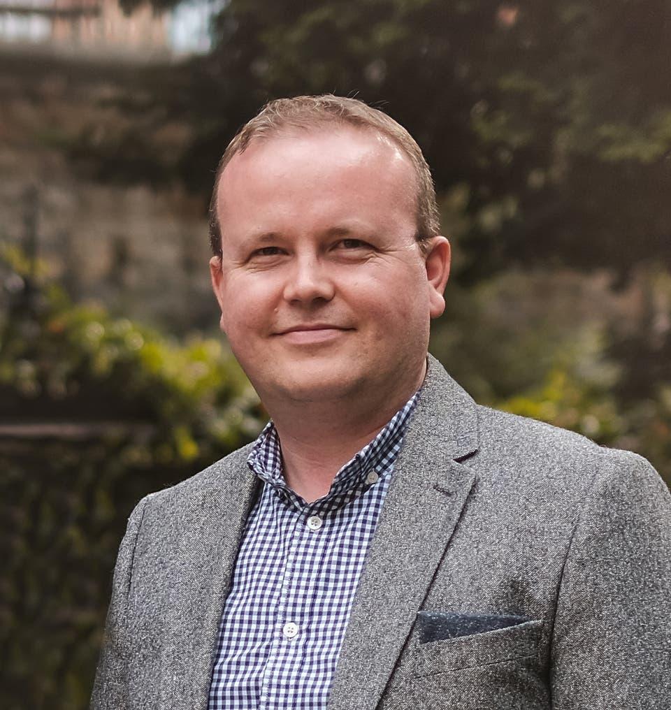 Iain Valentine, Chief Executive, Isobar