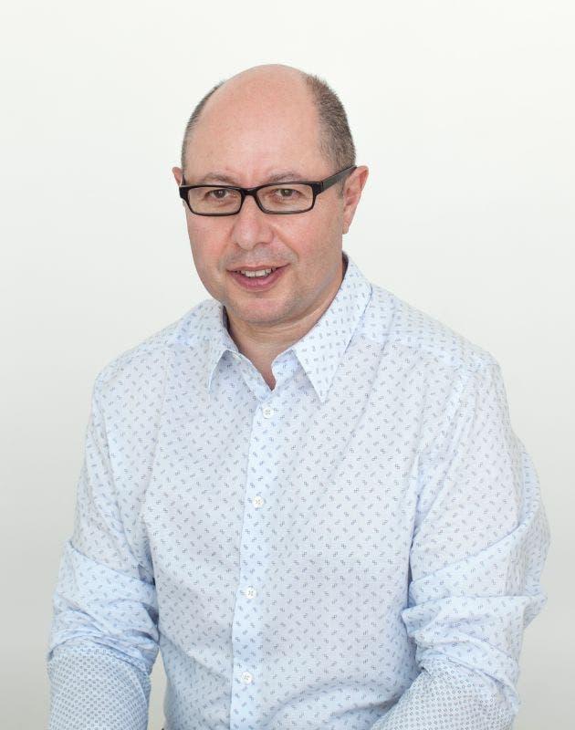Andrew Hirsch, Chief Executive, John Brown Media