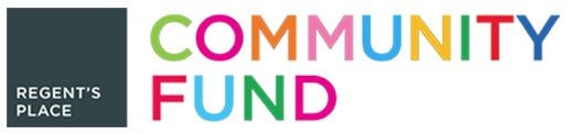 regents place community fund logo