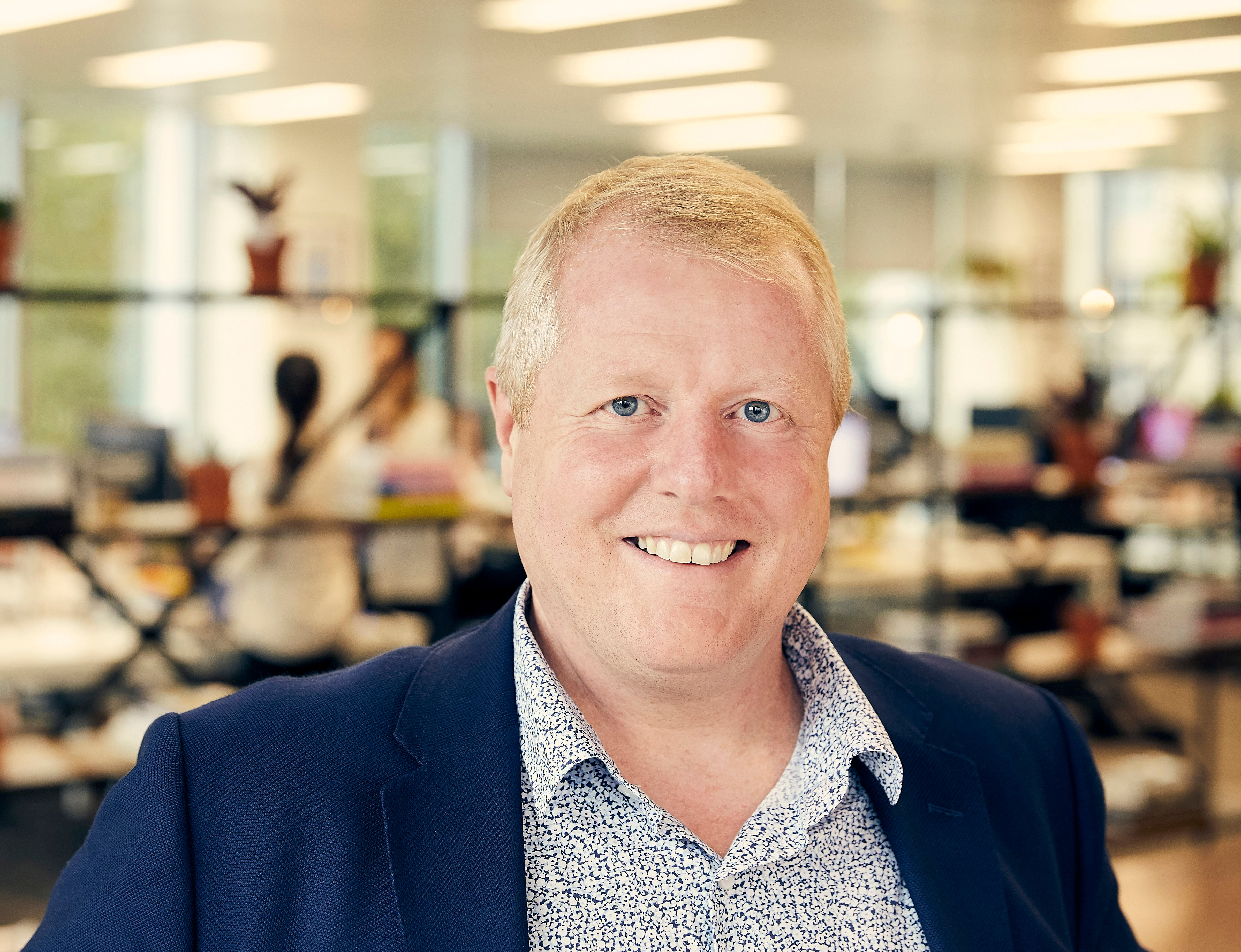 Matthew Platts, Chief Commercial Officer, Dentsu Aegis Network, UK and Ireland