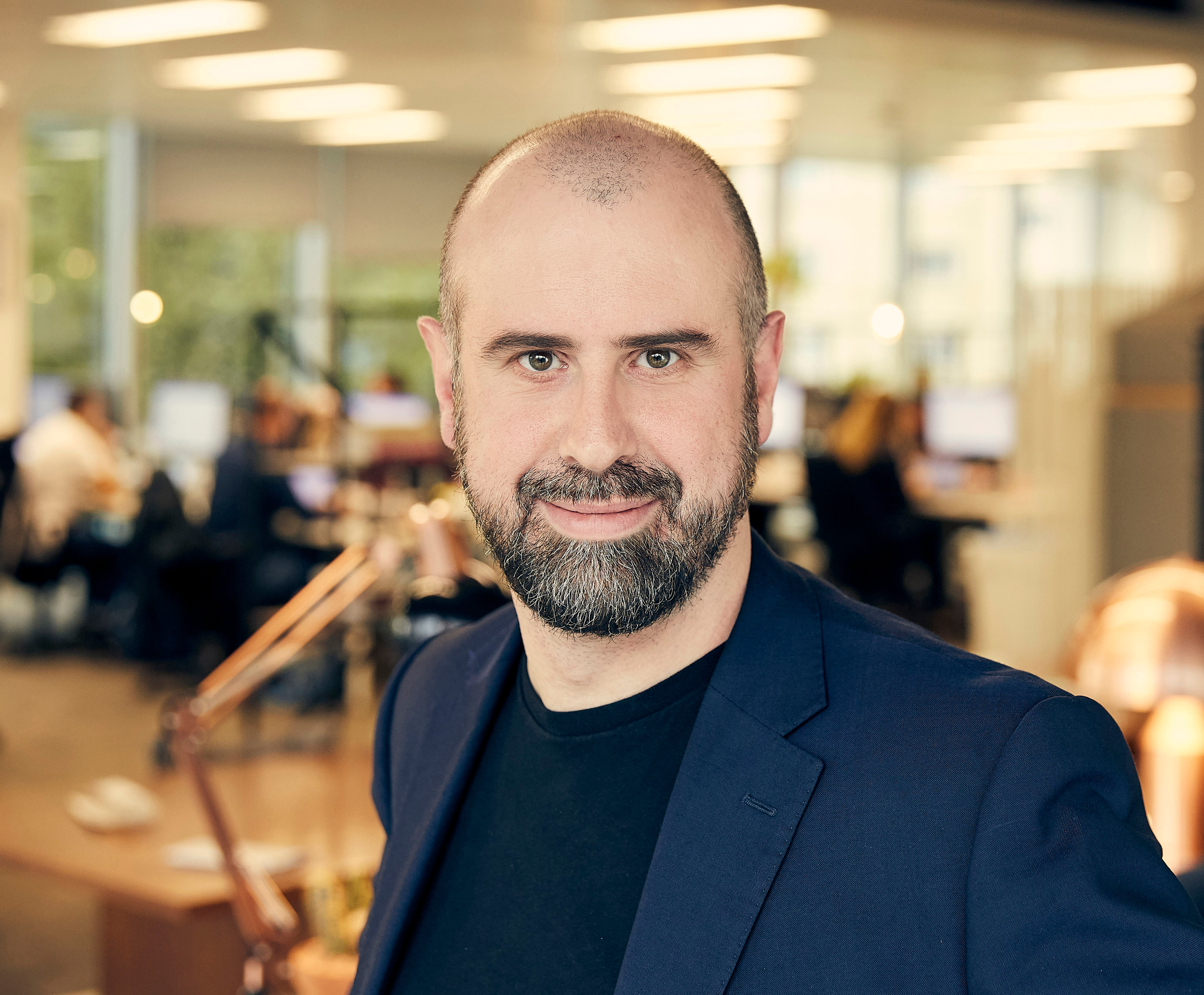 Matthew Hook, Chief Strategy Officer, Dentsu Aegis Network UK and Ireland