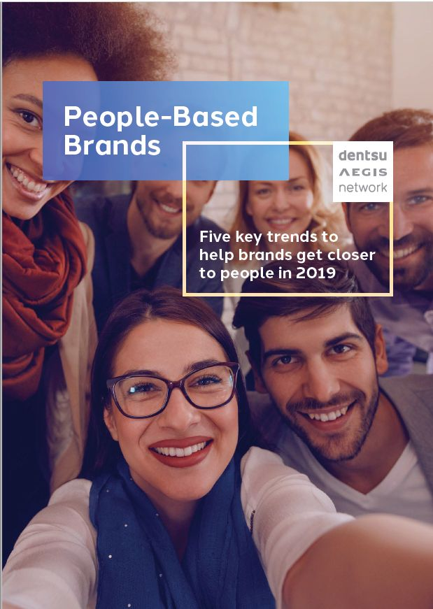 People-based brands: five trends for 2019