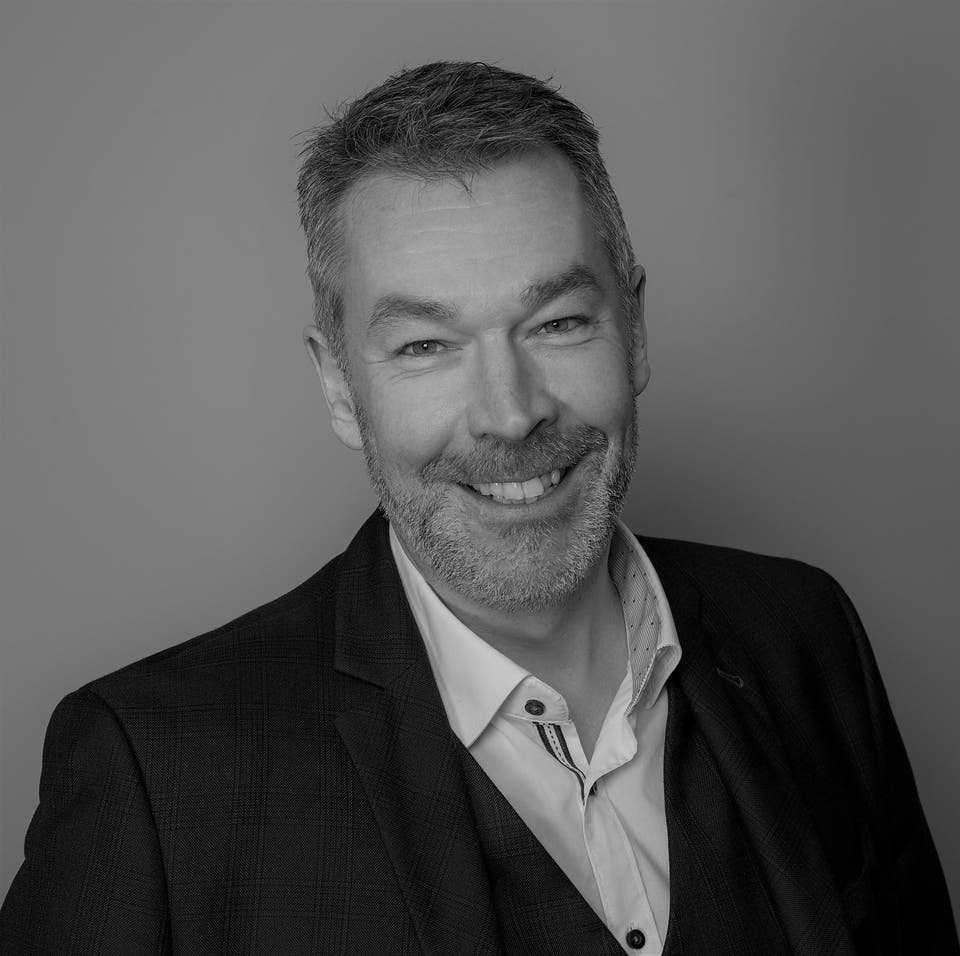 Euan Jarvie, CEO, dentsu UK and Ireland