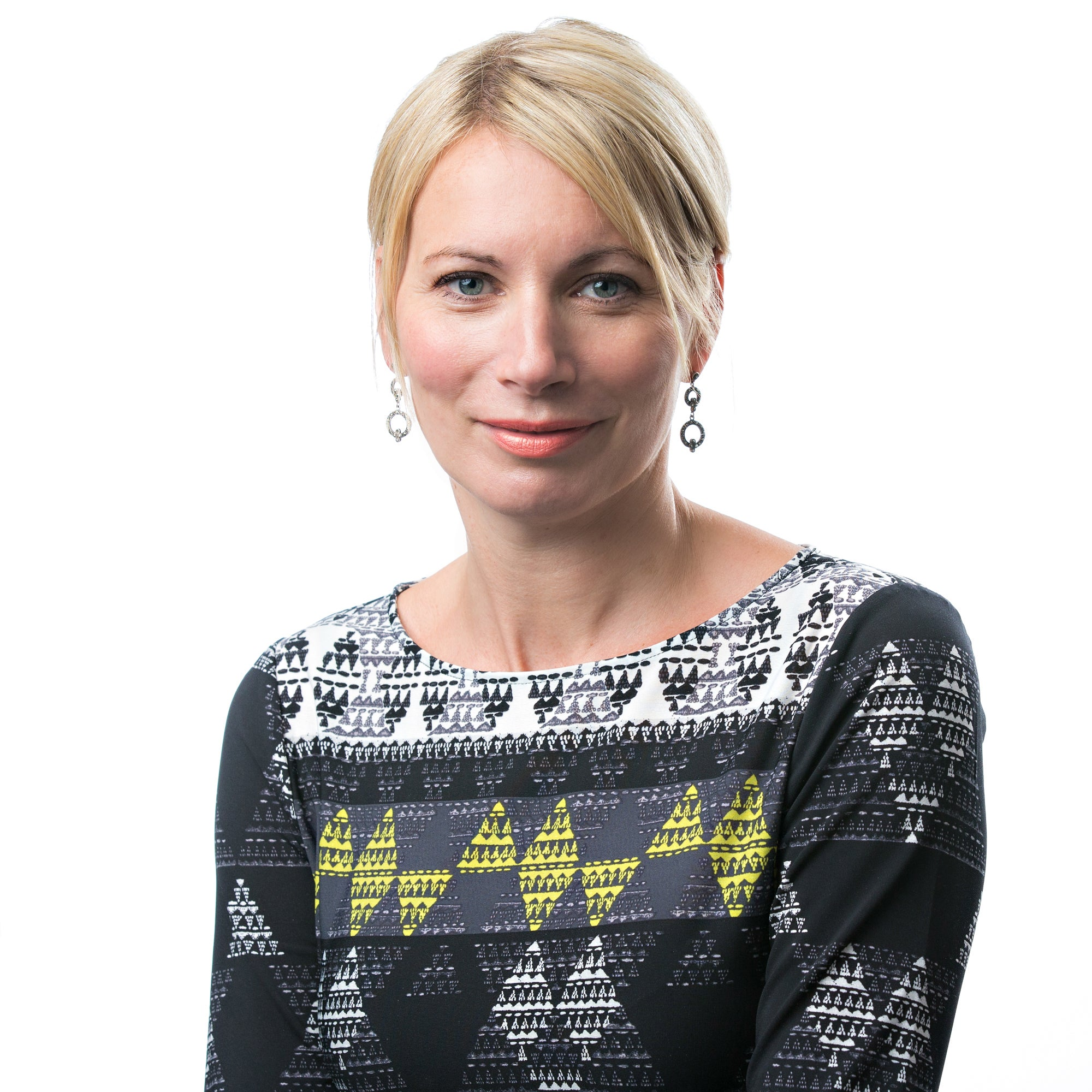 Pippa Glucklich, Chief Executive, Amplifi