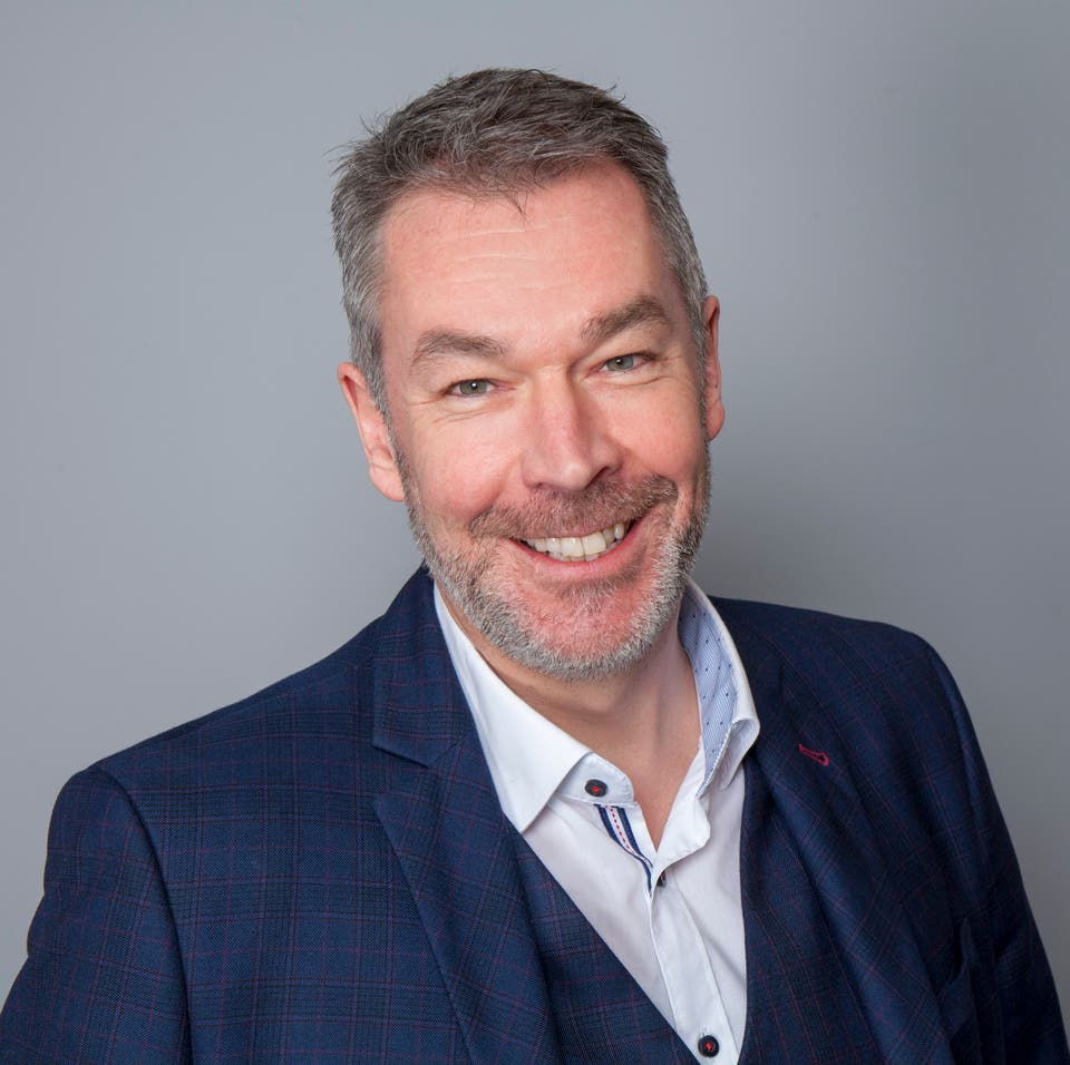 Euan Jarvie, CEO, Dentsu Aegis Network UK and Ireland