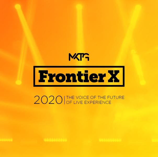 Frontier X - Future Trends of the Events Industry