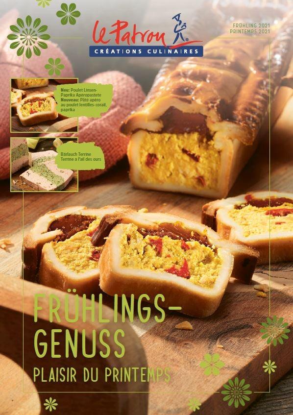 Unsere kulinarische Genusswelt
