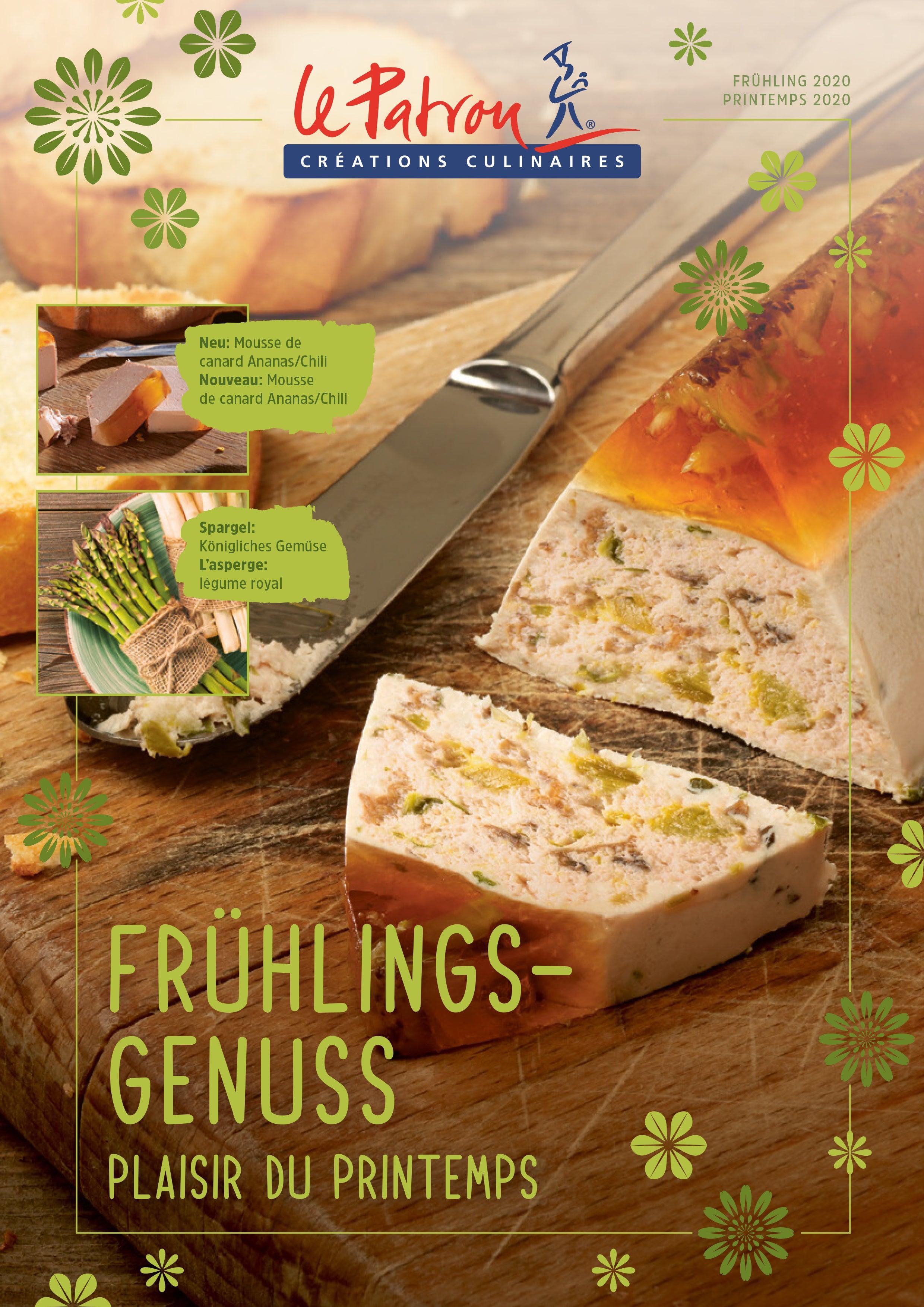 Kulinarische Genüsse aus unserer Manufaktur