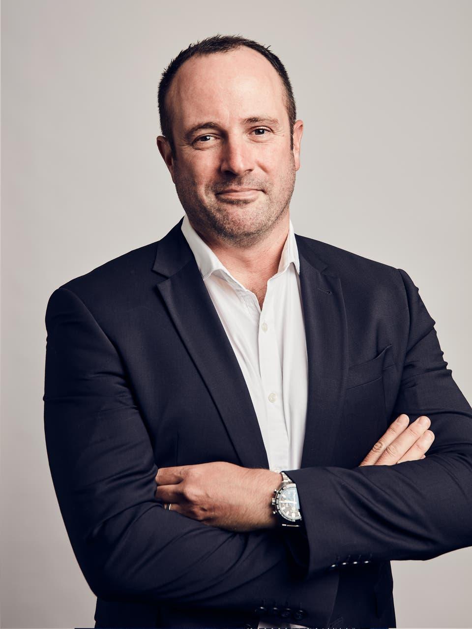 Matt Connell, National Managing Director, MKTG