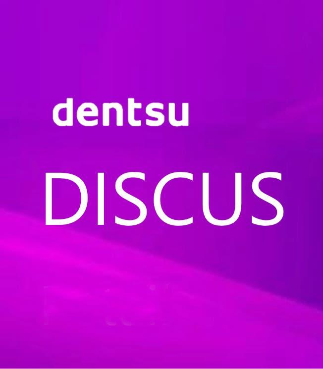 Dentsu Interactive dashboard | DISCUS: Dentsu Intelligence Social & Consumer Understanding Survey