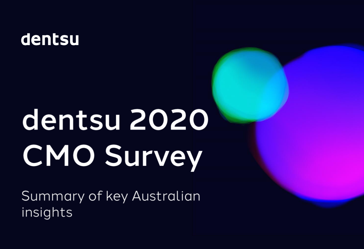 2020 CMO Study | Australian Insights