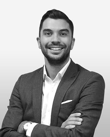 Dom Weatherhead, Managing Director, gyro Australia
