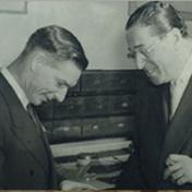 Mr Alfred Newman & Mr Ernest Breminer