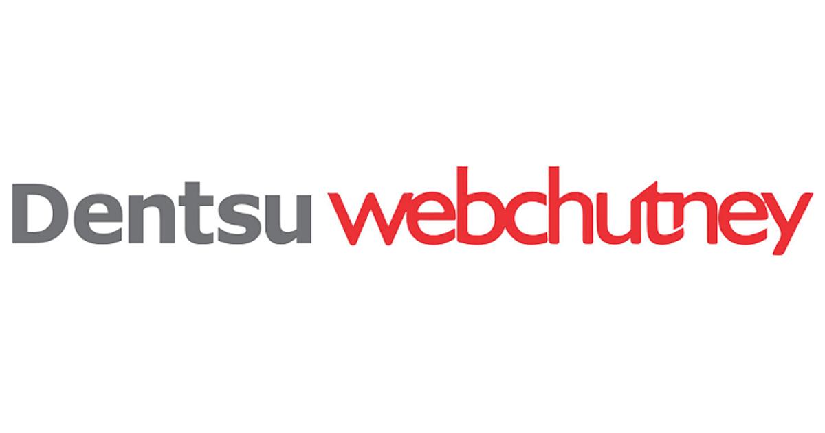 Dentsu Webchutney case study logo