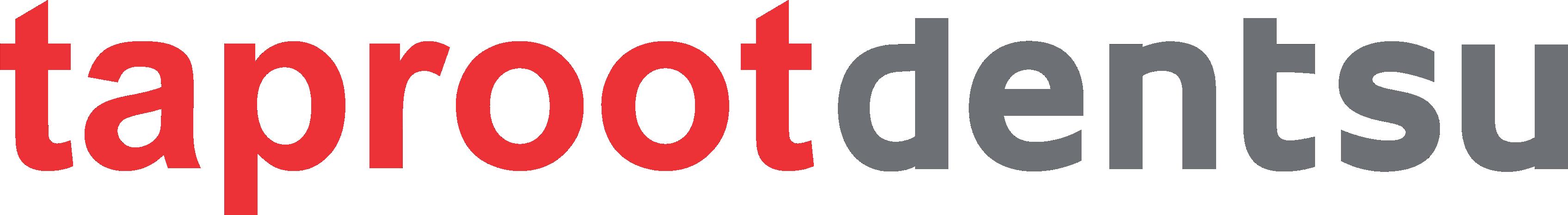 taproot dentsu case study logo