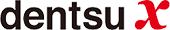 DentsuX Case study logo