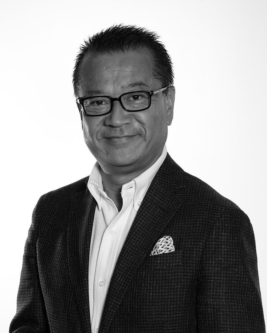 Executive Chairman of Dentsu Aegis Network Asia Pacific