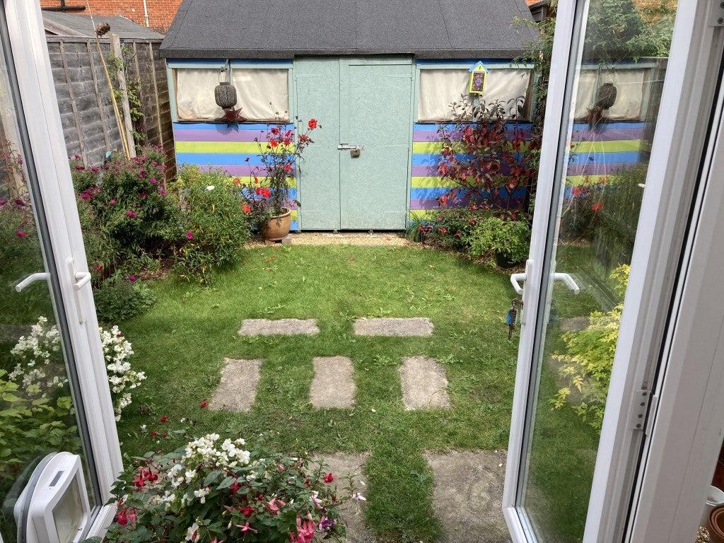 27 Lancer Close - Garden