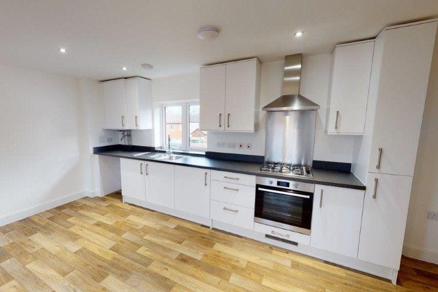 Waltham Grange plot 22 kitchen
