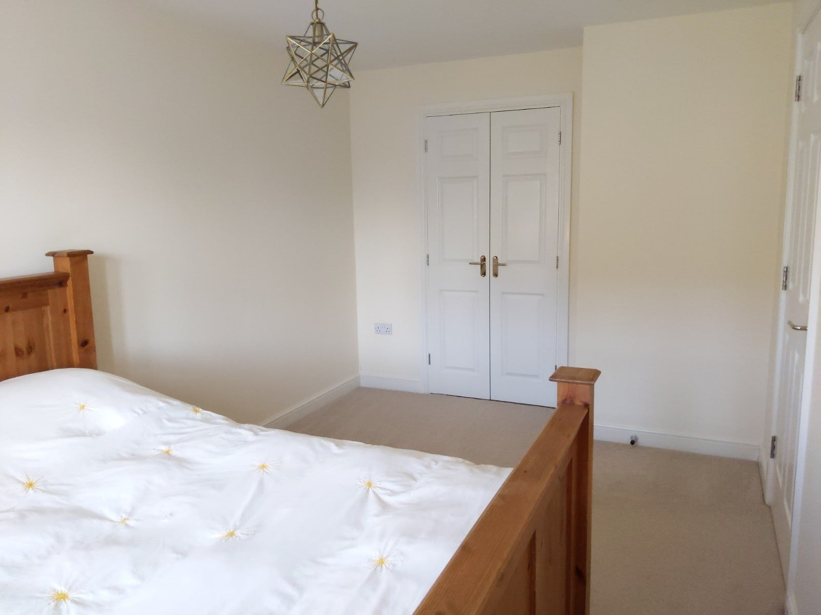 1 Coneygar Fields, Steeple Aston - Bedroom 1.1