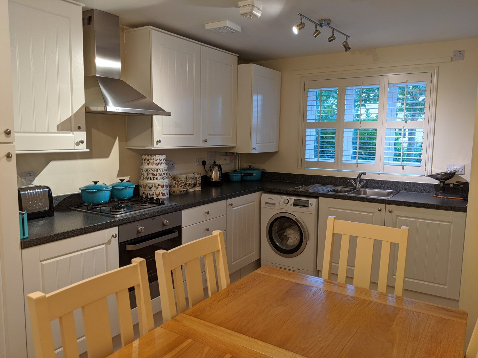 1 Coneygar Fields, Steeple Aston - Kitchen