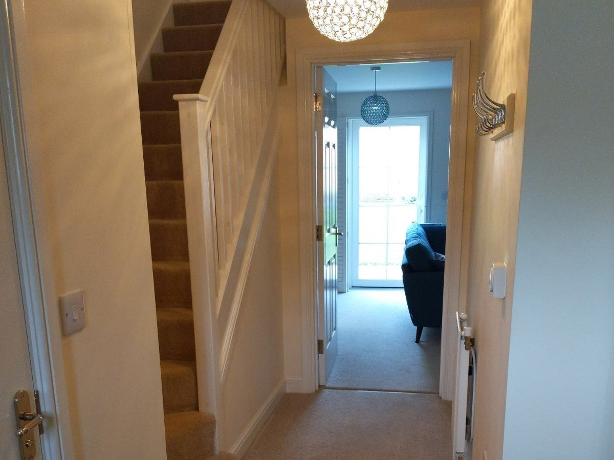 1 Coneygar Fields, Steeple Aston - Downstairs Hallway