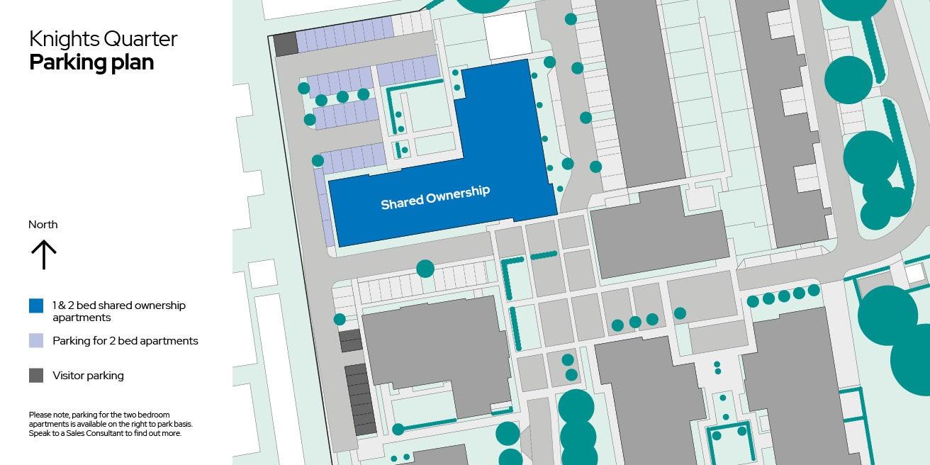 Knights Quarter parking plan