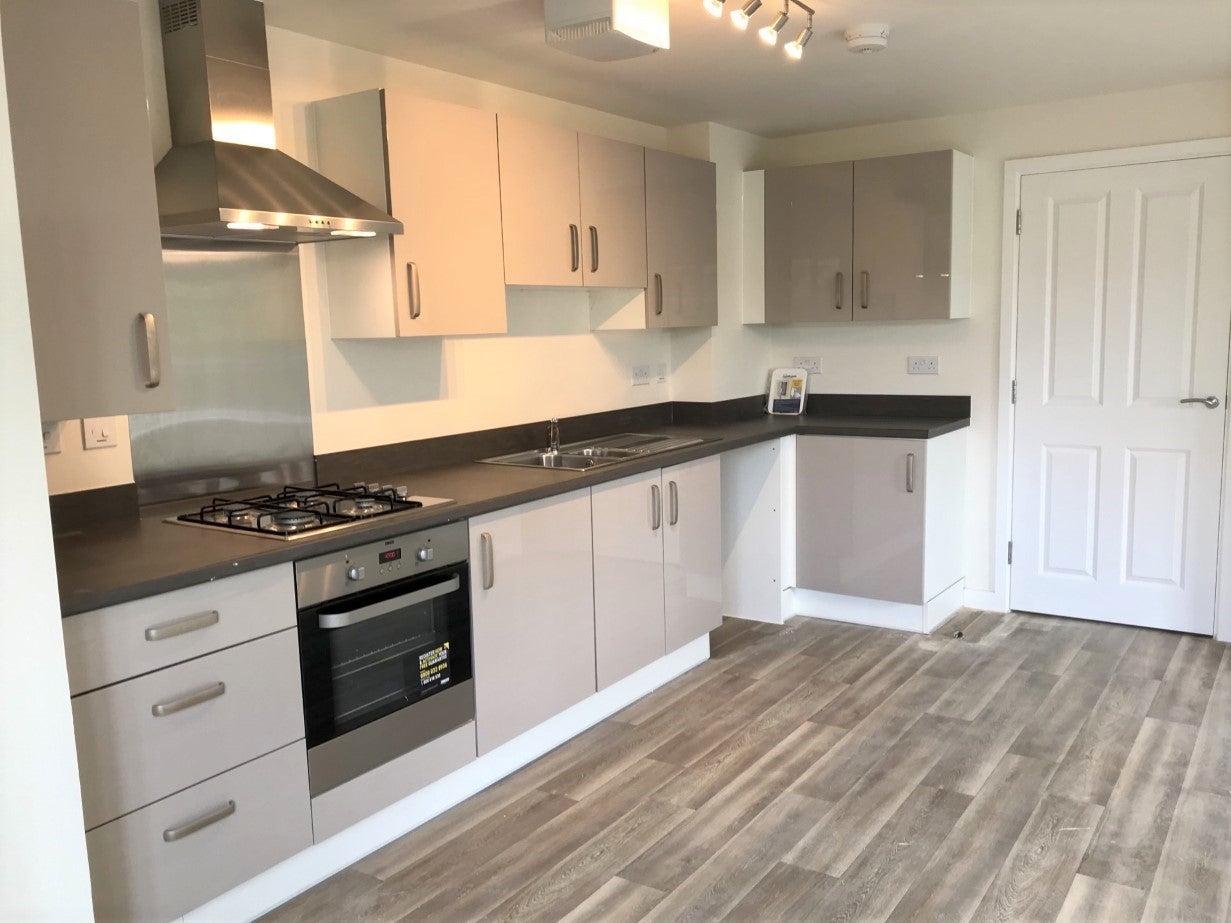 Canalside plot 60 kitchen 2