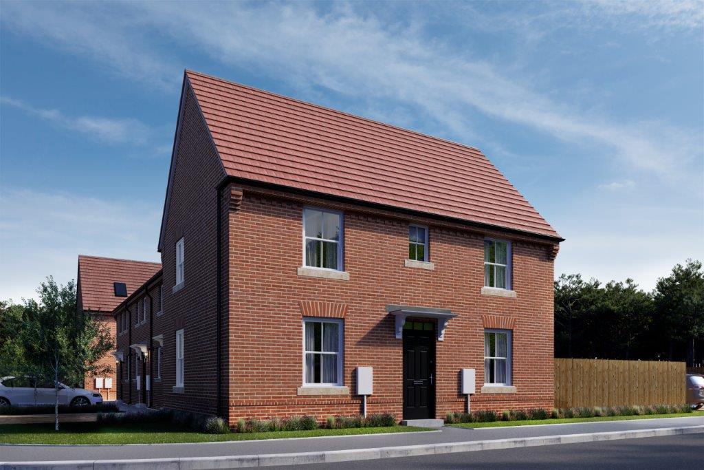 Cherry Blossom Meadow CGI Plot 35 (3 bed)