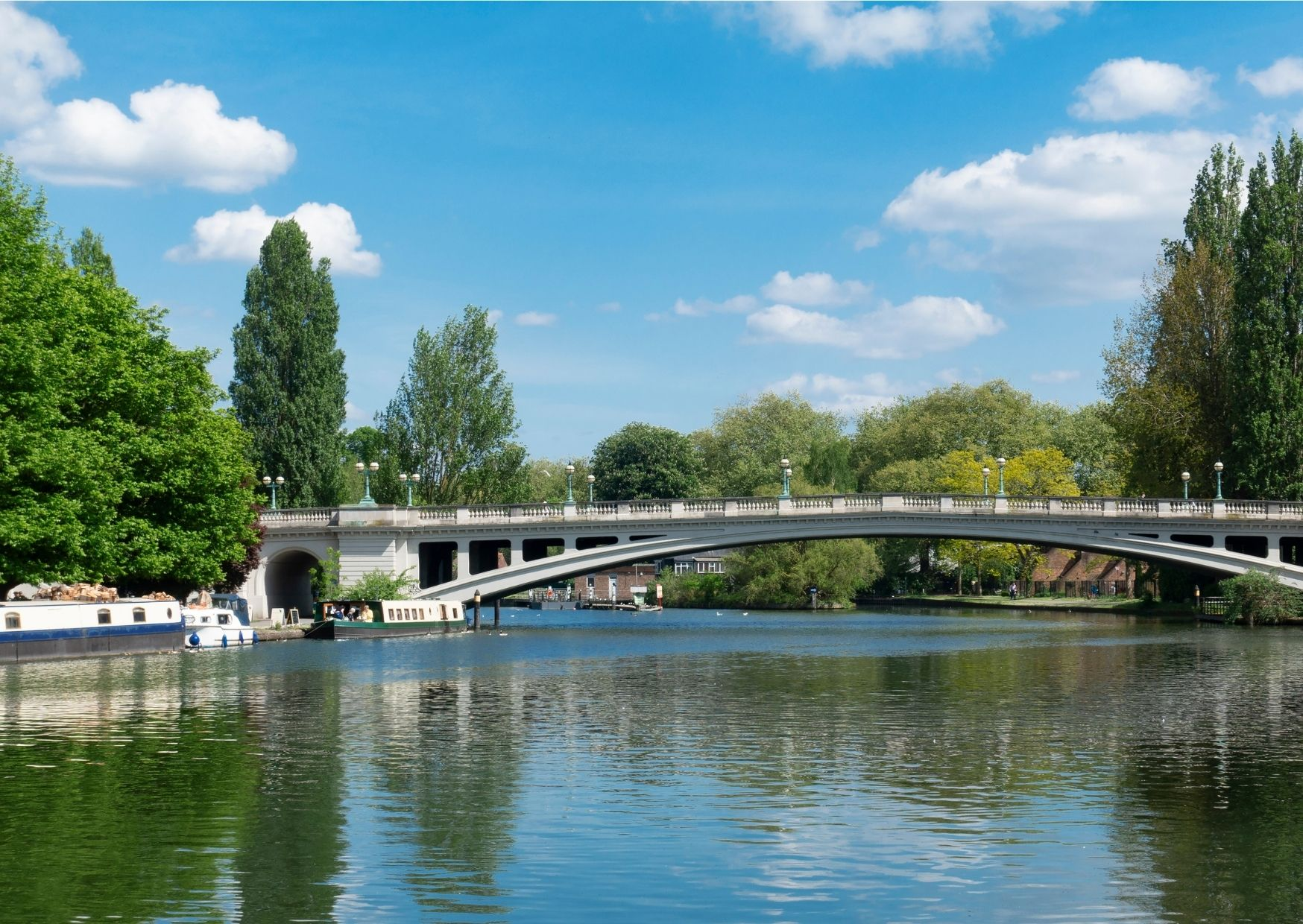 Reading, River Thames