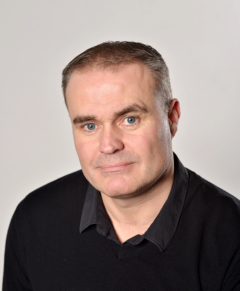 Steve Robinson portrait