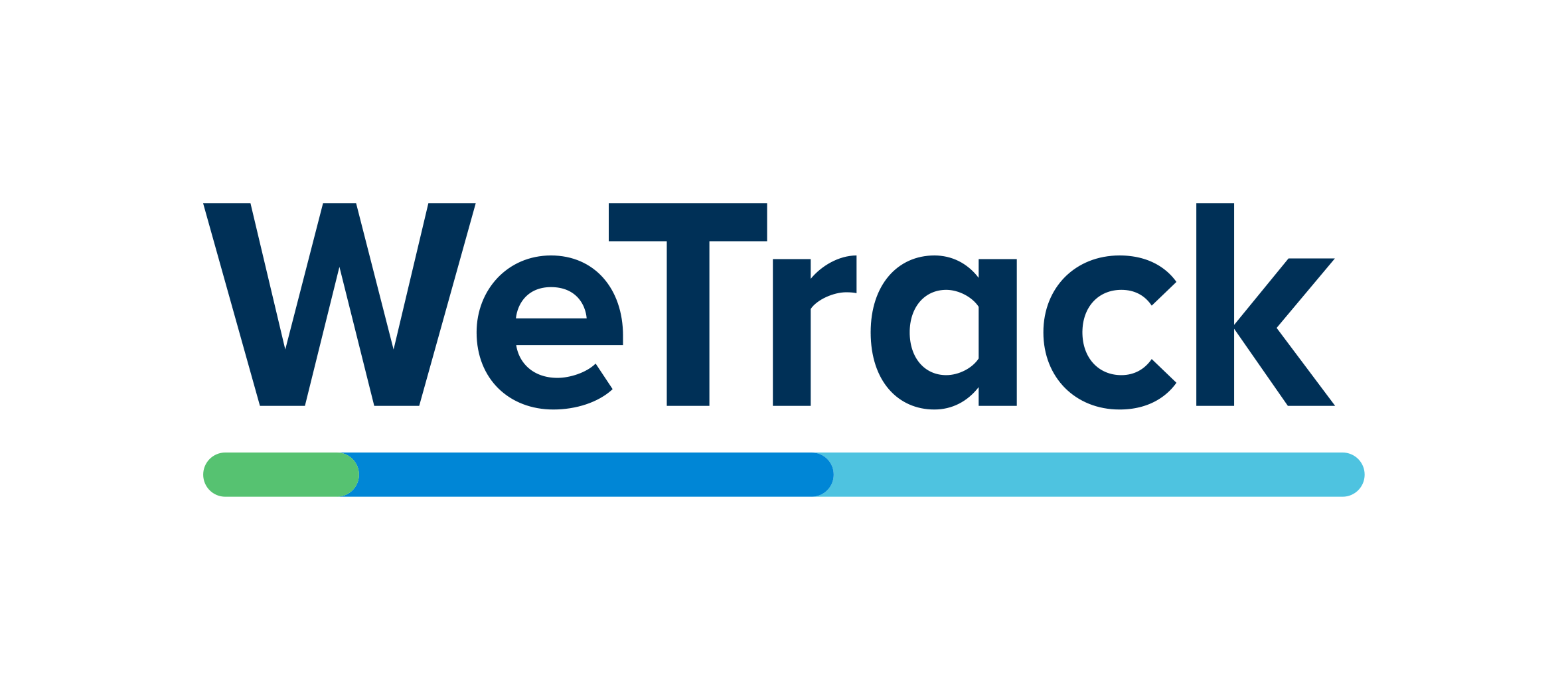 WeTrack logo