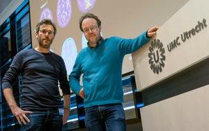 Alessandro Sbrizzi en Nico van den Berg