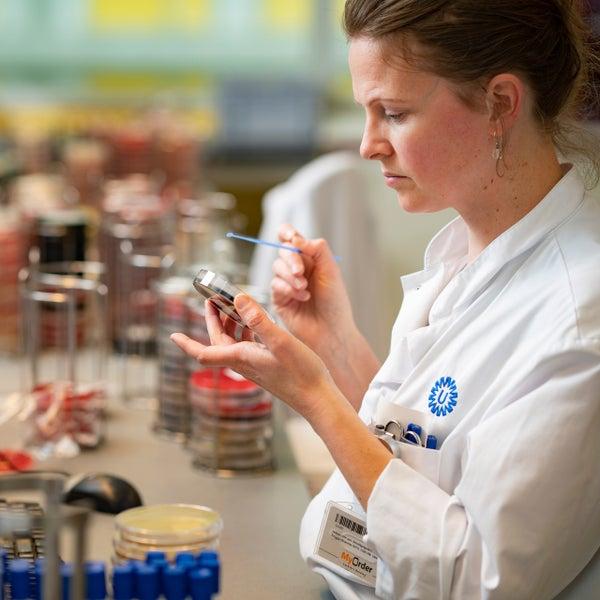 Lab UMC Utrecht