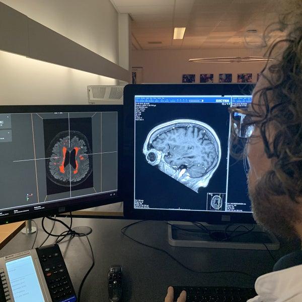 IMAGR assisteert radioloog met AI