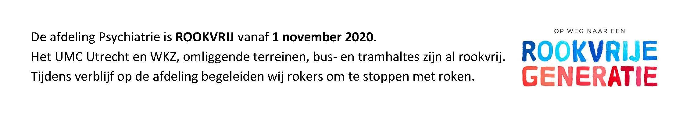 Rookbeleid UMC Utrecht