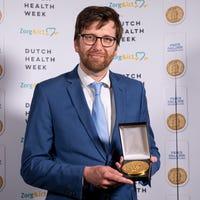 Pieter Vader Prix Galien Research Award