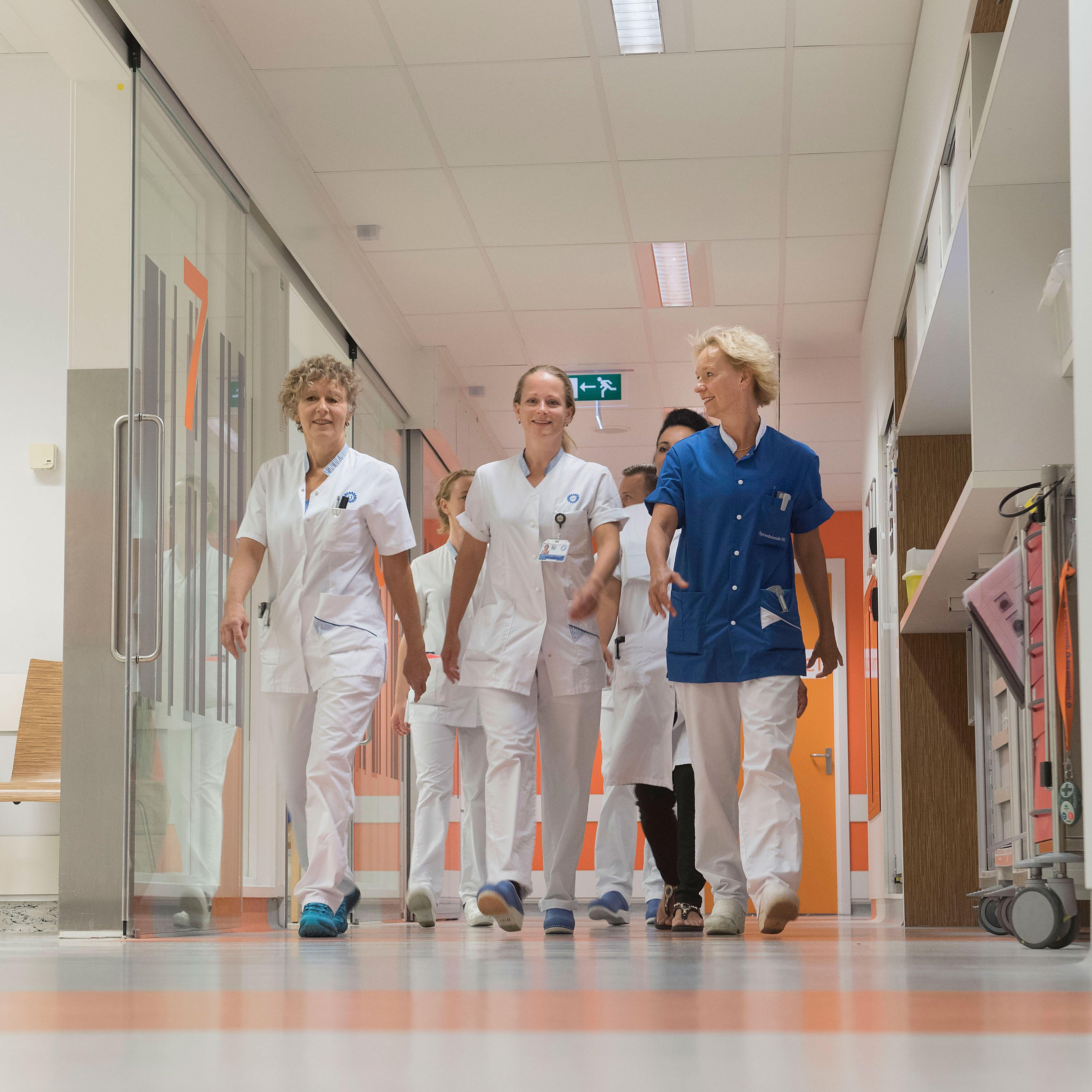 verpleegkundigen