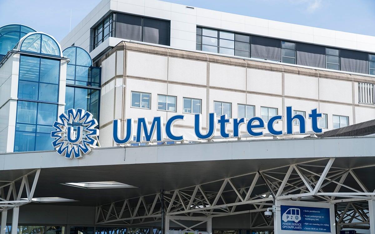 Hoofdingang UMC Utrecht