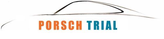 logo van porsch trial