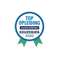 Embleem keuzegids topopleiding 2020