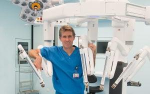 Jelle Ruurda, chirurg UMC Utrecht
