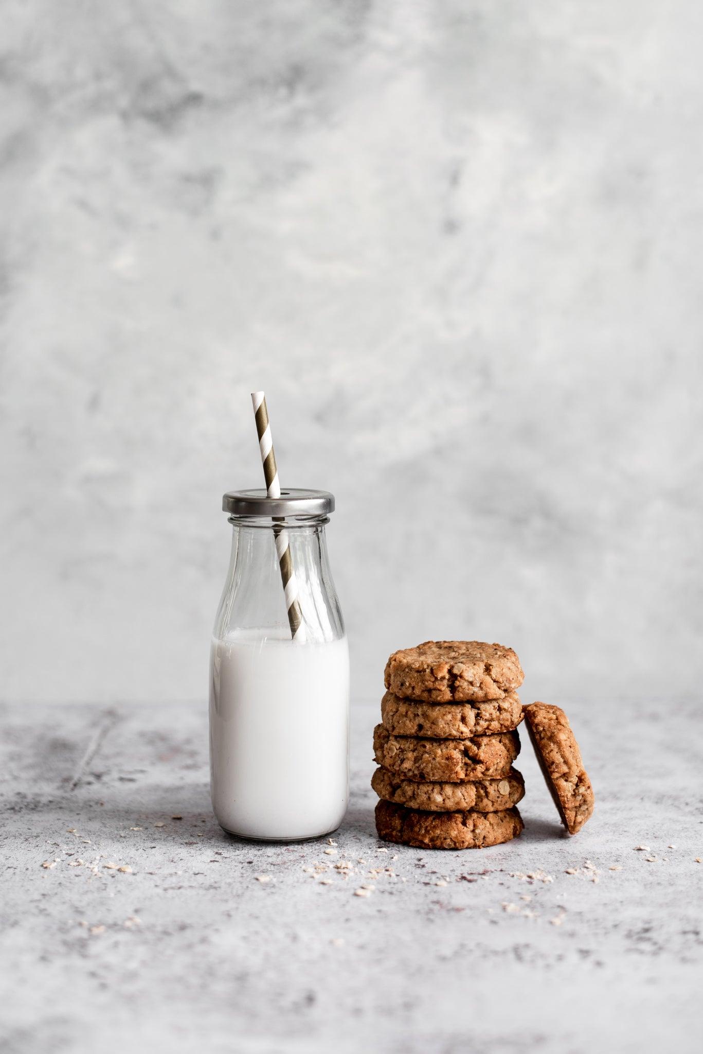 Gluten Free and Vegan Almond Butter Cookies