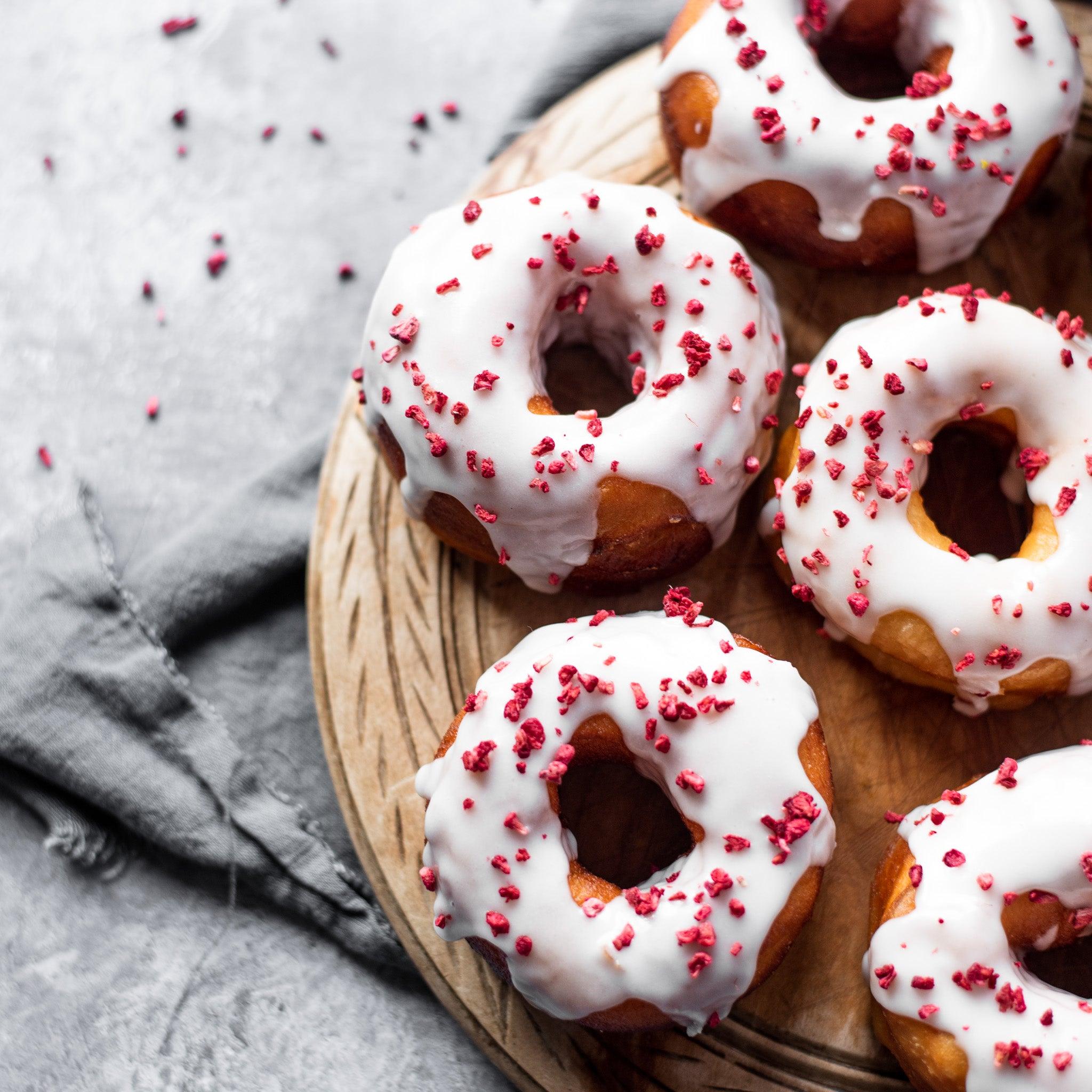 Glazed Ring Doughnuts