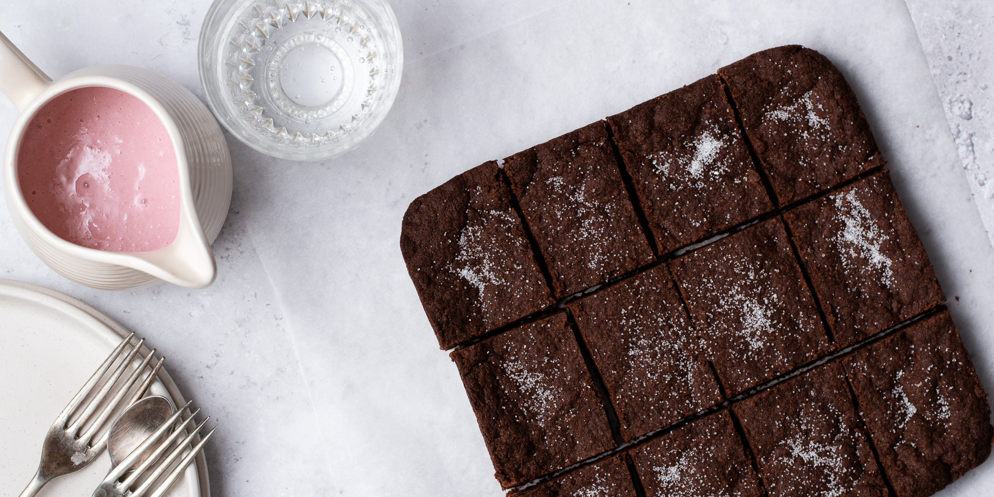 Chocolate Concrete Cake